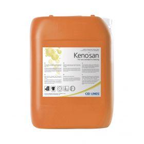 Kenosan spuma activa concentrata detergent curatare ferma grajd cotet animale gaini pasari porci vaci murdarie dejectii balegar gainat