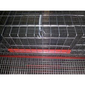Cusca prepelite ouatoare CPO-25 cutie prepelite pui hranitoare adapatoare automata tava dejectii