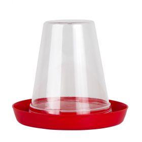 Adapatoare tip clopot sticla intoarsa 0.6 litri 600ml pentru pui