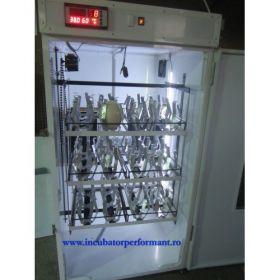 Incubator S-36-semiprofesional computerizat capacitate mare frigider microcontroller