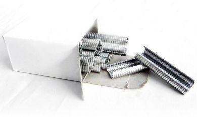 Set 600 capse cuie rezerve tip M pistol cleste capsator asamblare csti imprejmuiri garduri plasa sarma