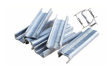 Set 600 capse cuie rezerve tip M capsator cleste patent pistol asamblat custi imprejmuiri garduri