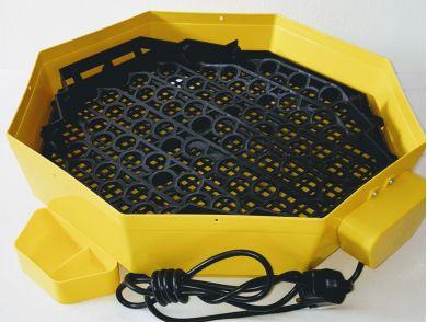 Fund incubator cu cupă exterioară apă întoarcere automată ouă prepeliţă
