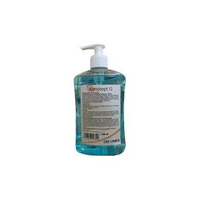 Maravet CID Lines Kenosept 9 500m l 0,5L dezinfectant maini gel profesional antimicrobian