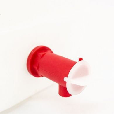 Bidon 30 litri robinet adapatori automate